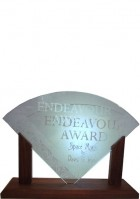 Endeavour Award trophy