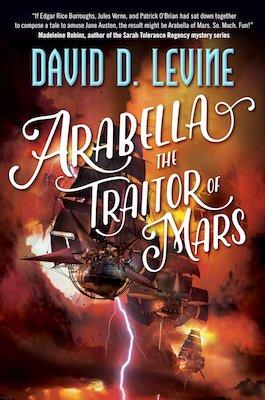 Arabella the Traitor of Mars 265x400